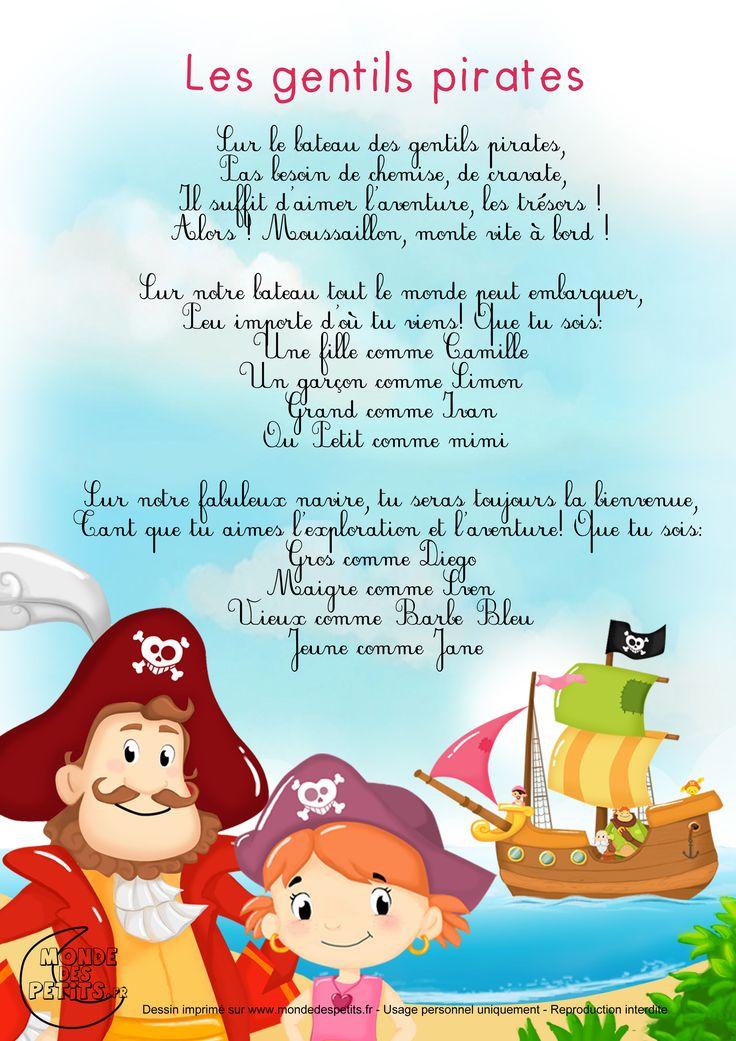 Partition_Les gentils pirates