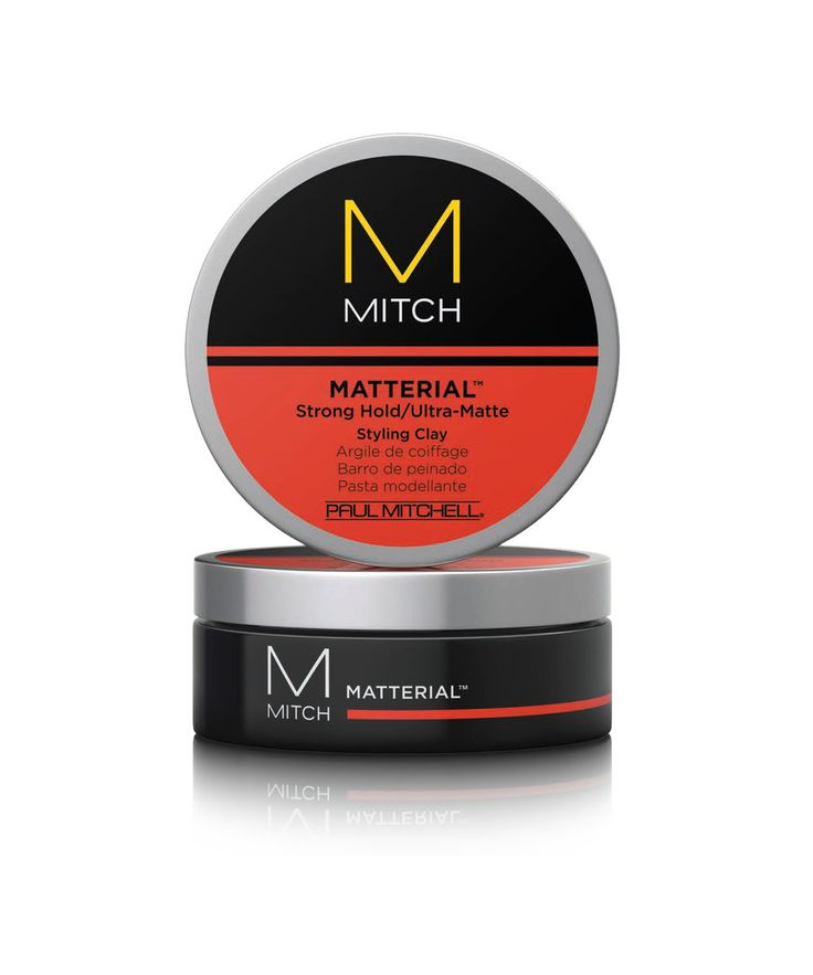 Mitch Matterial >> Paul Mitchell MITCH Material Styling Clay 85g. | Paul Mitchell | Pinterest | Paul mitchell and Clay