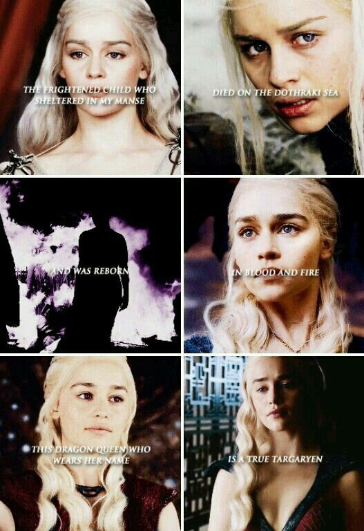 Game of Thrones isn't just a TV series it's more than that. #daenerys# #dragonqueen# | Game of Thrones Quotes | Game of Thrones |