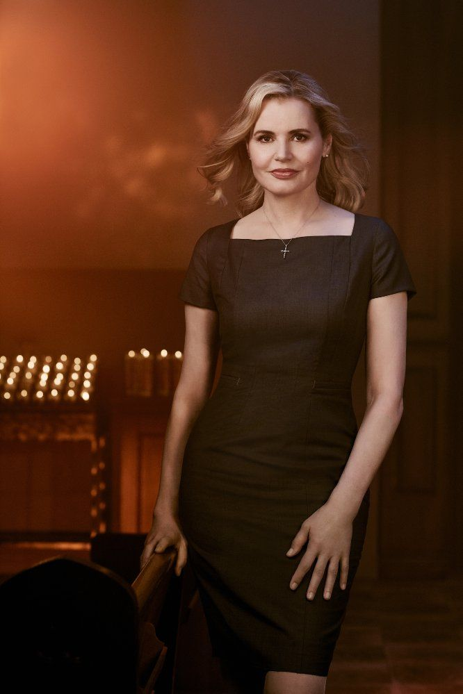 Geena Davis in The Exorcist (2016) TV Series