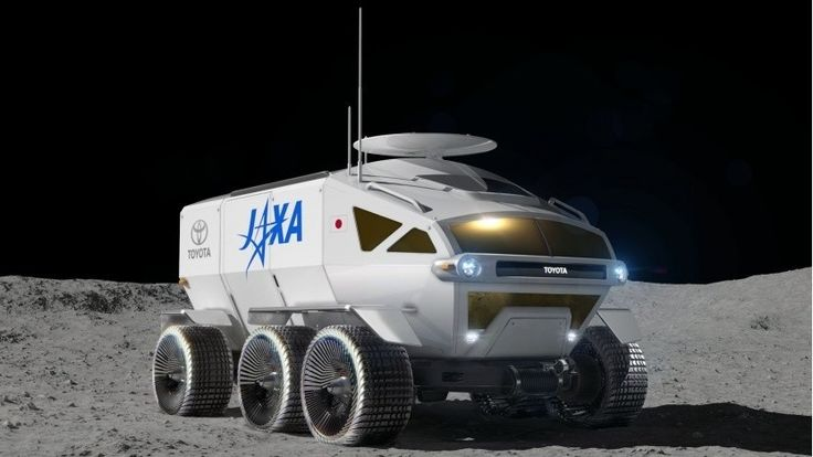 Fuel cell car: Toyota offers Mondrover for sale
