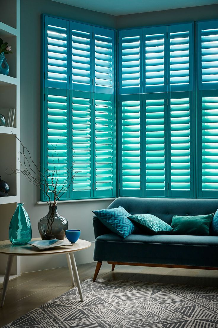 Making A Statement With Shutters In Every Home Interior