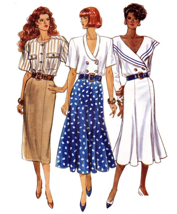 2734 best sewing ✄ - - - images on Pinterest | Anos 80, Pattern and ...