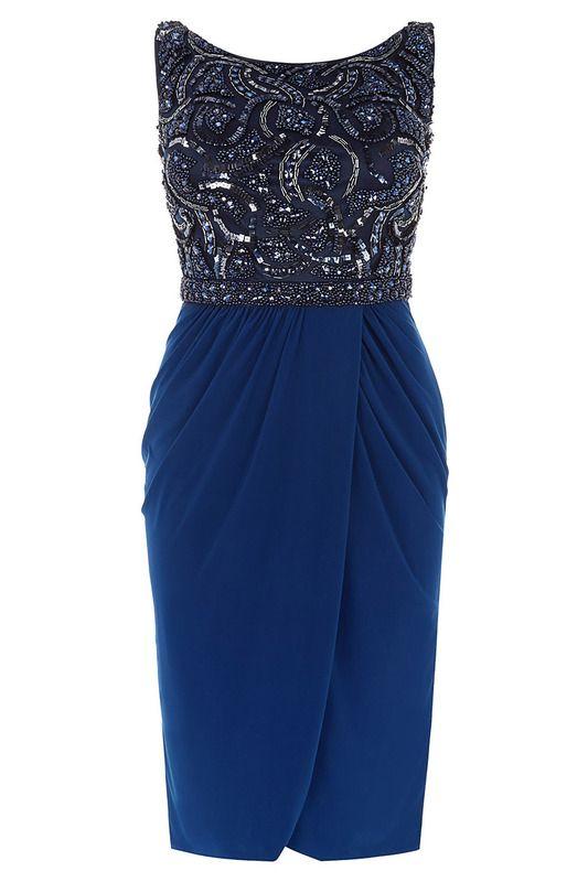 Купить Платье Dynasty 31072715_NAVY со скидкой в интернет-магазине kupivip.ru - распродажа