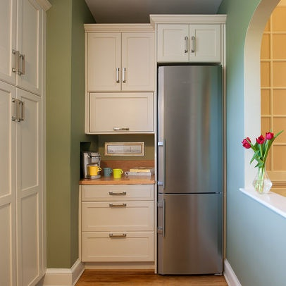 Tall Refrigerators For Small Kitchens