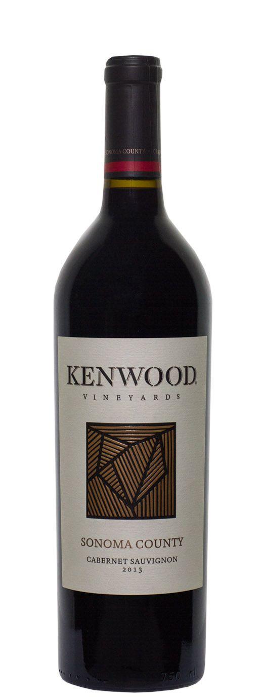 2013 Kenwood Cabernet Sauvignon - Buy Wine Online | B-21 Wine, Liquor & Beer