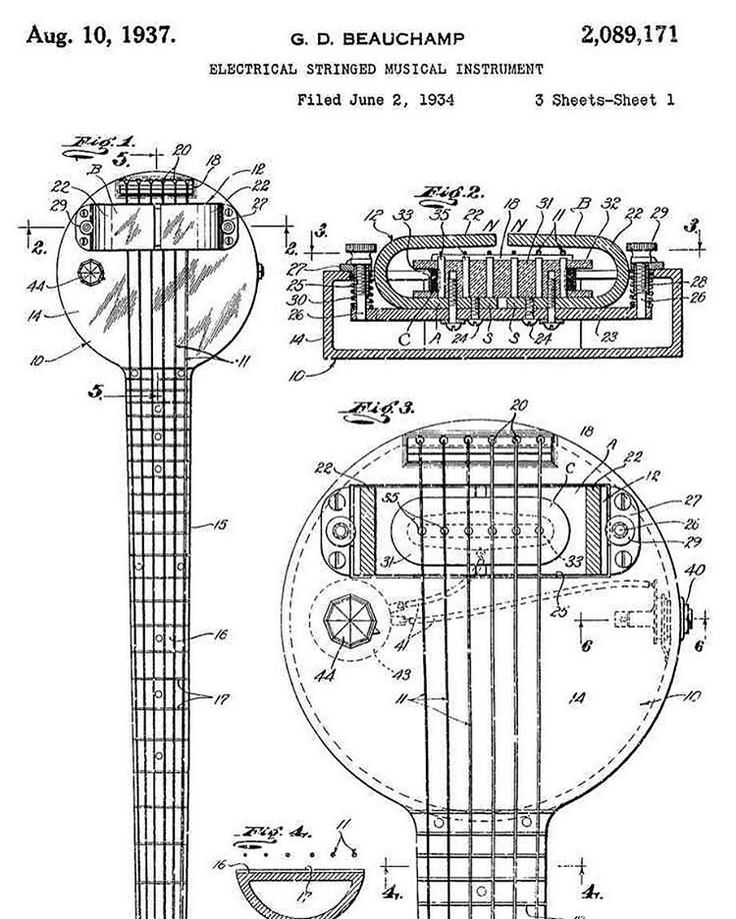 12 best Who Invented the Electric Guitar? images on ...