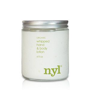 Organic Whipped Hand Body Lotion