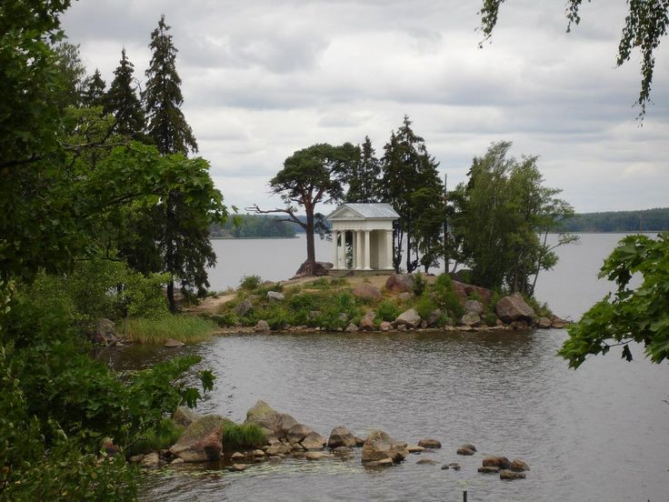 Парк Монрепо — музей-заповедник в Выборге