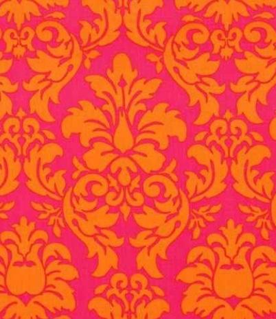 Orange & pink forever