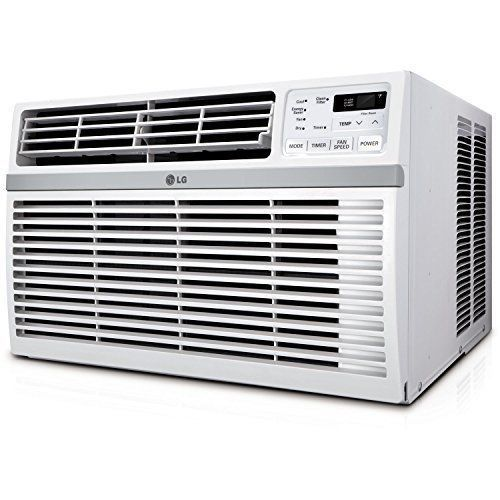 Portable Window 10,000 BTU 115V AIR Conditioner Cooling 450 Sq Ft Office Room LG #LG