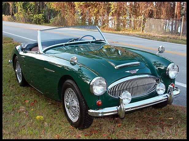 wiring diagram for driving lights on a austin healey 3000