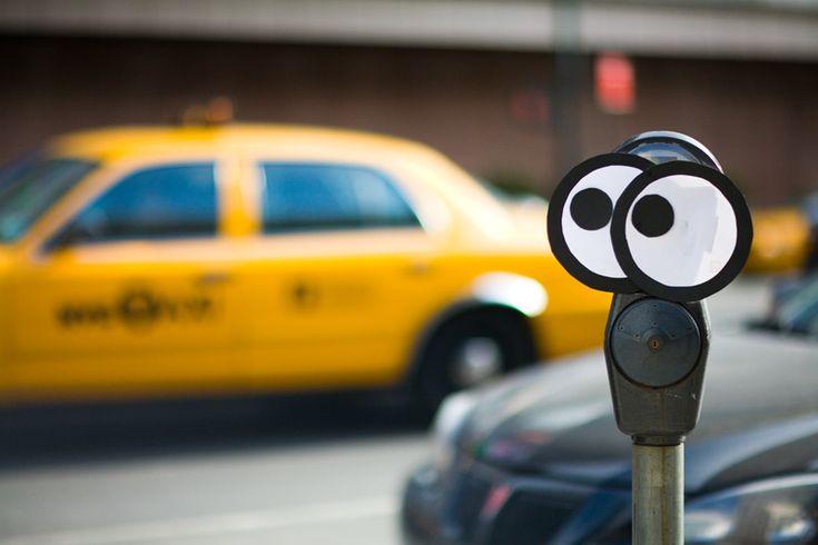 "Urban Street Art: ""Eye"" See You...(6 Pics) - My Modern Metropolis"