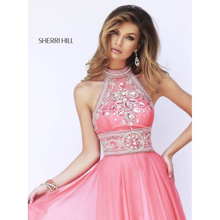 16 best Dress images on Pinterest | Prom gowns, Sherri hill prom ...