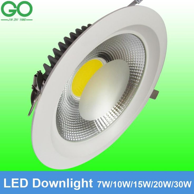 LED Ceiling Downlight 7W 10W 15W 20W 30W Recessed Spot Light Ceiling Lamp 110V 120V 130V 220V 230V 240V Recessed Spotlight Indoor Lighting Online with $96.74/Piece on Szgoldenocean's Store | DHgate.com