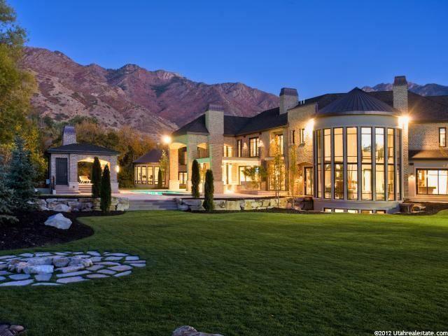 1655 best images about elegant residences on pinterest for Elegant luxury homes