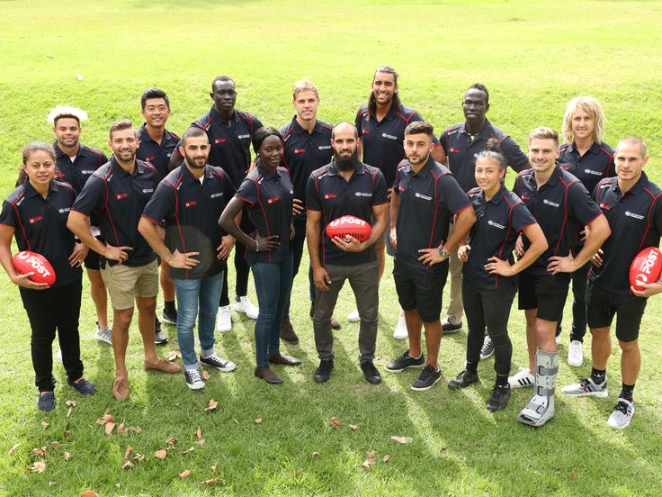 With the AFL, we are pleased to announce the 2017 Australia Post AFL Multicultural Player Ambassadors. During 2017, the 19 AFL and AFLW players, representing 12 AFL Clubs, four AFLW Clubs, and a wide range of diverse communities throughout Australia, will raise cultural awareness, promote inclusion and encourage participation at all levels of Australian Football: http://auspo.st/2nMu4QT  #AFL #Multiculturalism #AFLW