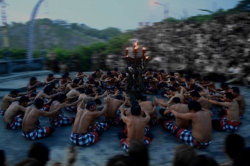 dances derived from the Balinese Kecak named and you must know, that this dance comes from the Indonesian island of Bali is not from another country .. so, should not there are some who claim this dance because, this traditional Indonesian dance