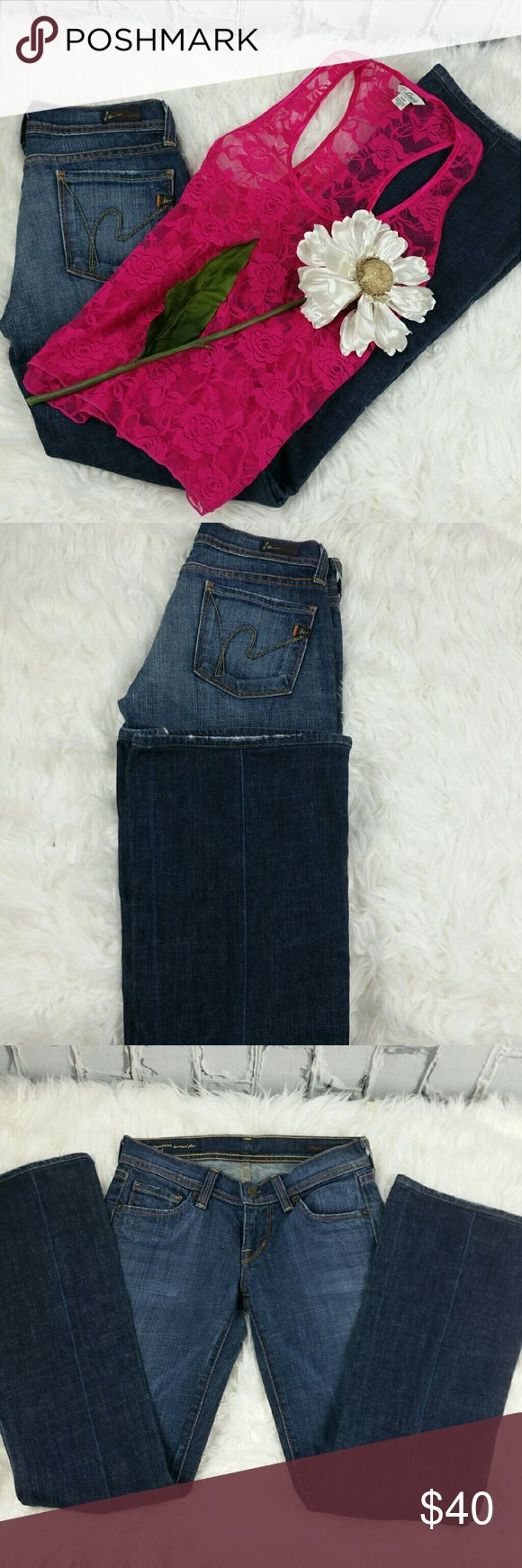 """💞SALE💞 Citizens of Humanity Premium Denim Awesome Citizens of Humanity Low Waist Flair Premium Denim 32"""" Inseam 7"""" Rise 9"""" Ankle Opening 98% Cotton 2% Lycra Citizens of Humanity Jeans Flare & Wide Leg"""