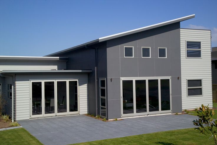 Wall cladding materials nz google search house for Modern exterior materials