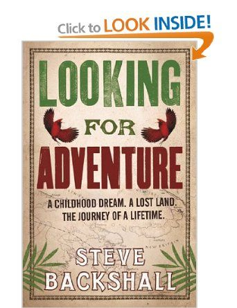 Steve Backshall's journey of wanting to be an explorer as a kid to becoming one