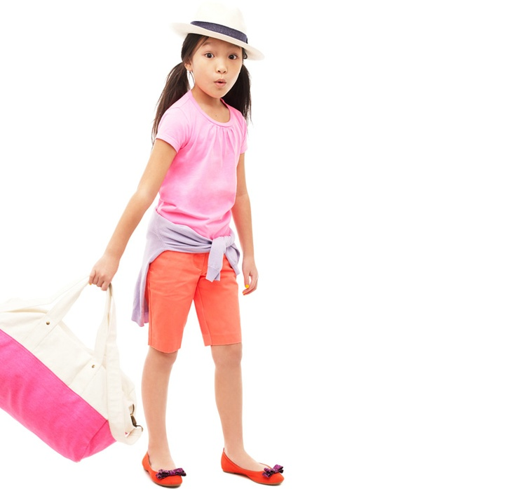crewcuts girls summer 2012 | Niños