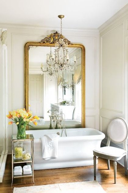 How to design the perfect bathroom - Sarah Barksdale Design