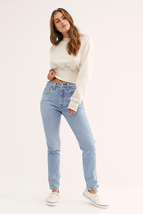 Levi S 501 Skinny Jeans In 2021 Levi Jeans Women Best Jeans For Women Jeans Outfit Women
