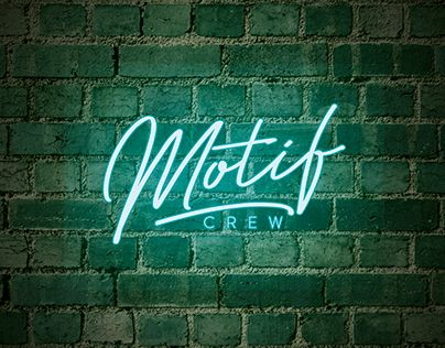 "Check out new work on my @Behance portfolio: ""Motif crew - Logotipo e Identidad"" http://be.net/gallery/57587501/Motif-crew-Logotipo-e-Identidad"