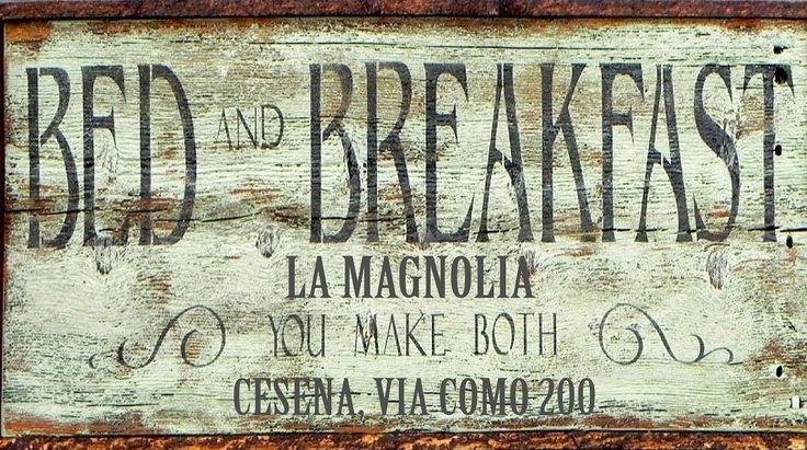 La Magnolia Cesena #B&B La tua tappa in #Romagna. Garage coperto per bici e moto