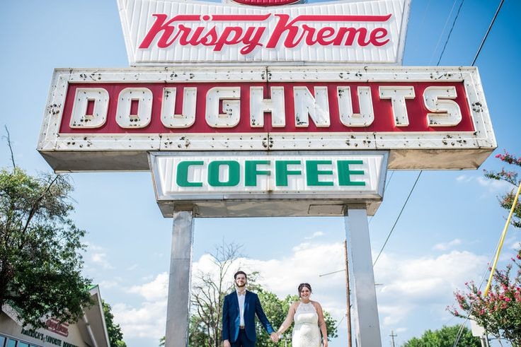 North Carolina Wedding Photographer - Downtown Raleigh - Art Museum Wedding - Industrial Wedding Inspiration - City Wedding - Alternative Wedding - Krispy Kreme Wedding