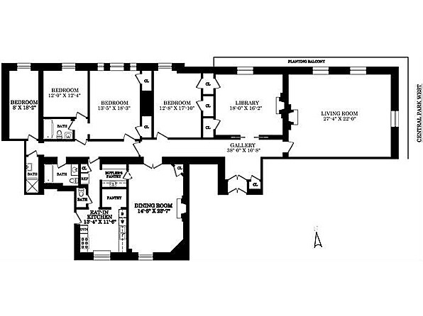 104 best images about floorplans on pinterest queen anne for Dakota floor plan