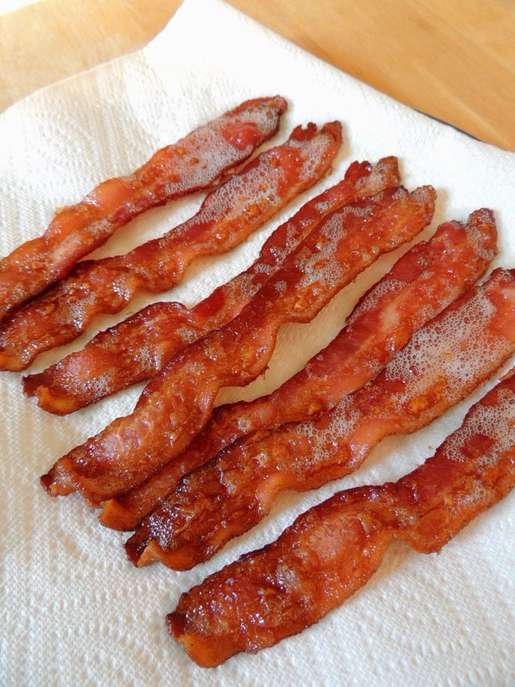 ... Bake Perfectly Crisp Bacon | Bacon, Bacon in the oven and Smoke alarms