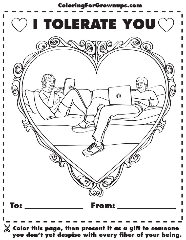 13 best coloring for grown ups images on pinterest coloring Shaquille O'Neal Carlos J O'Neal Coloring Sheets for Adults