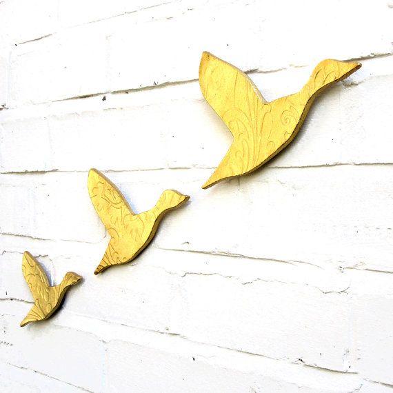 28 best Ducks images on Pinterest | Ducks, Bird wall art and Ceramic ...