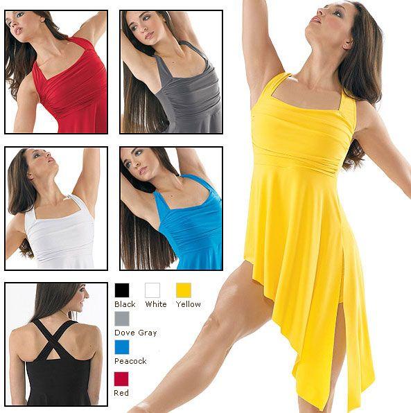 Asymmetrical Dress (Jeanne)