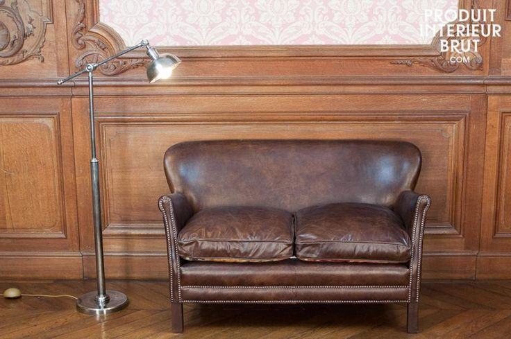 18 best leather sofas and armchairs images on pinterest for Bequemes sofa