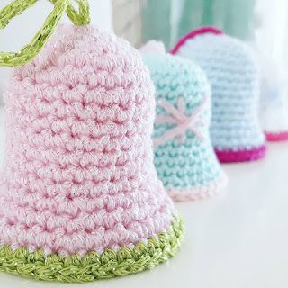 Crochet Addict : Christmas Bells