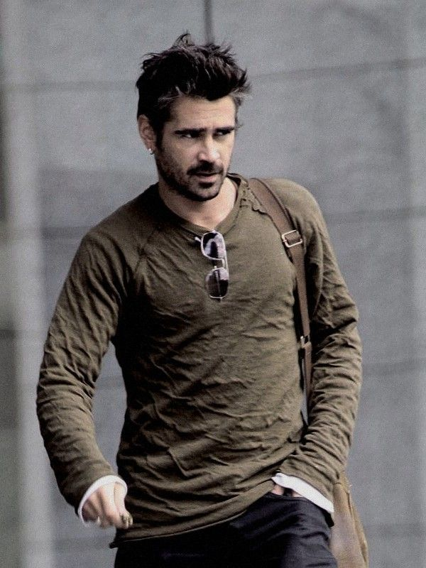 Colin farrell breakfast lunch and dinner