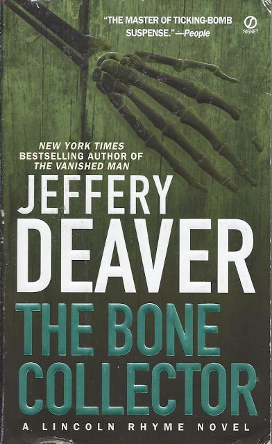 The Bone Collector Ebook