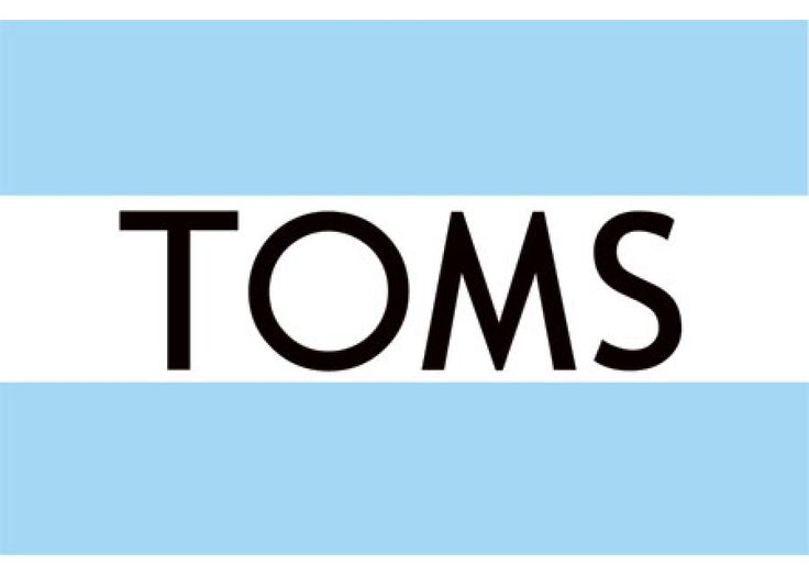TOMS is a company we read about this past week and is a great example of a company that is actively involved in making the world a better place.