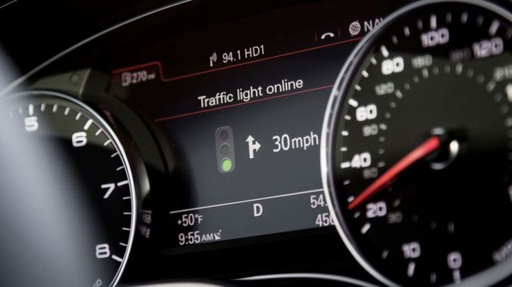 AUDI ONLINE TRAFFIC LIGHT