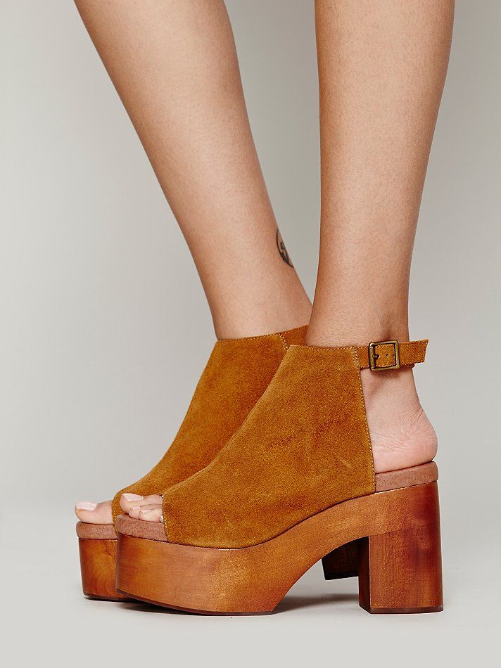 Free People Chemistry Covered Clog, $158.00