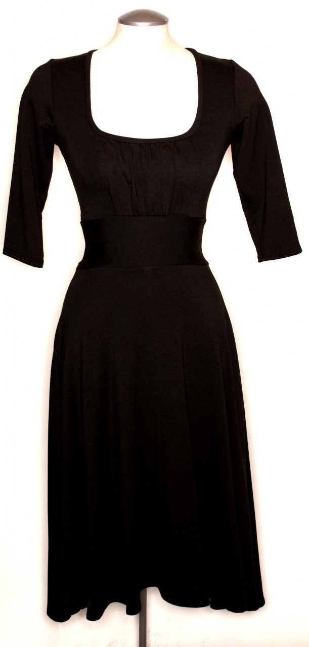 Fresh Baked Goods  - Stretch Peasant Dress, $165.00 (http://shop.freshcollective.com/stretch-peasant-dress/)