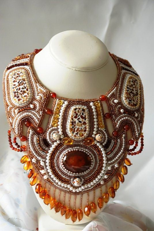 18 Russian bead artist Natalia Pechenkina