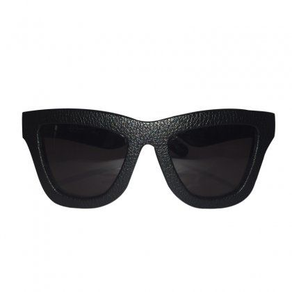 shade glasses 5poz  Valley Eyewear- DB Leather frames Spectacles And ShadeSunglasses