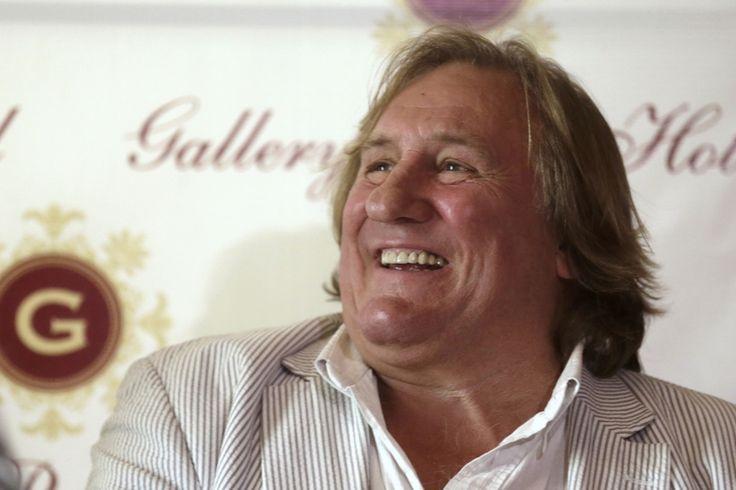 Pour Gérard Depardieu, l'alcool c'est no limit