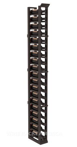 "Five Star Series: 1 Column 19 Bottle Standard Wine Cellar Rack in Mahogany with Black Stain +Satin Finish by Wine Racks America®. $200.29. 11/16"" wood thickness. Designed for 750ml wine bottles. Some assembly required .. Money Back Guarantee + Lifetime Warranty. Choose From either Pine, Redwood, or Mahogany along with optional Industry Leading Quality Eco-Friendly Stains Paired with an Immaculate Satin Finish. Each have custom finishes and are professionally stained to order, ..."