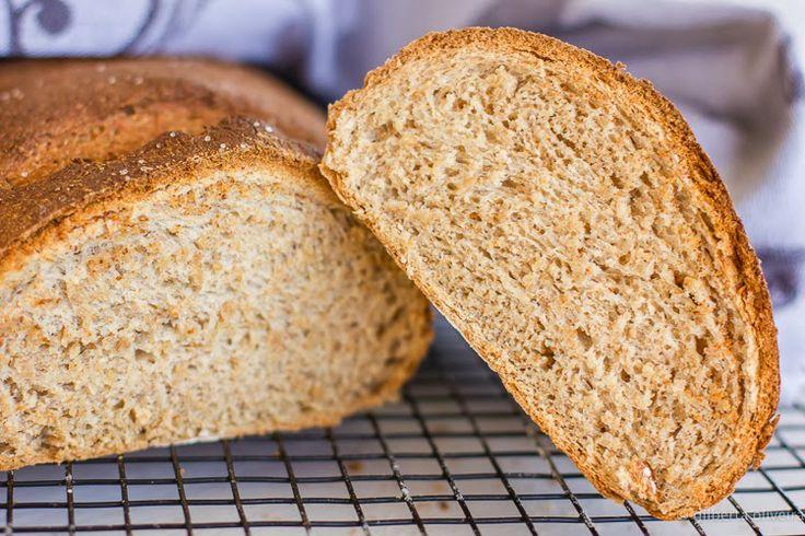 For the love of bread #1 - Pão de trigo e centeio • Wheat and rye bread