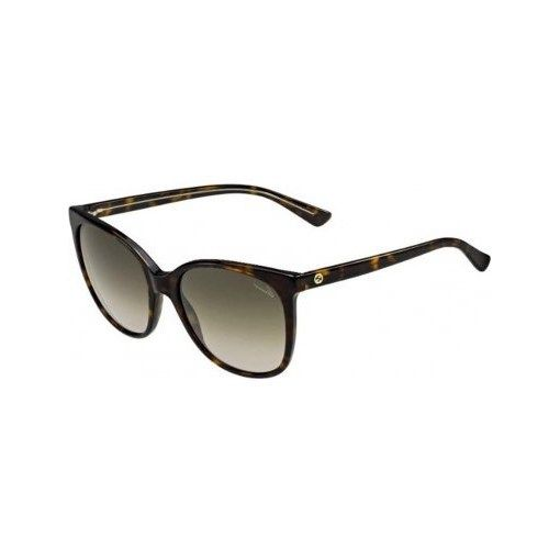 Gucci Women's Rounded Sunglasses